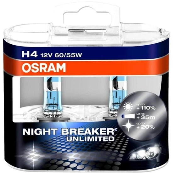 Picture of H4 Night Breaker Ultimate Duo
