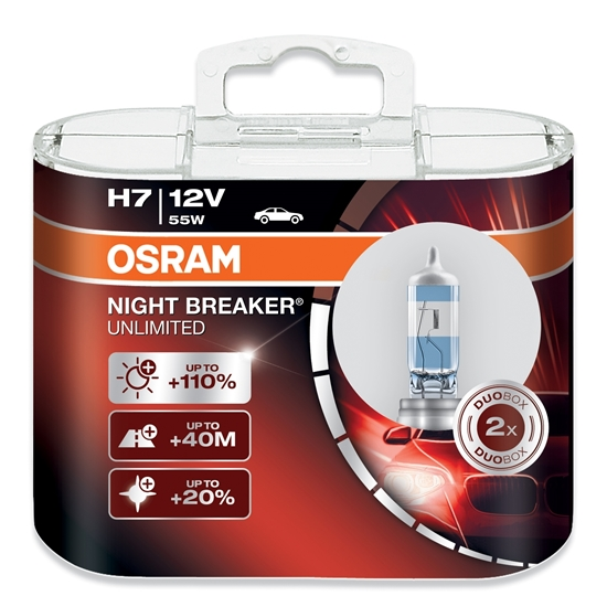 Picture of H7 Night Breaker Ultimate Duo