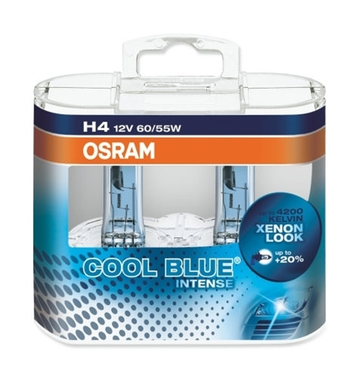 Picture of H4 Cool Blue Intense Duo