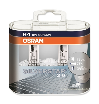 Picture of H4 SilverStar Duo