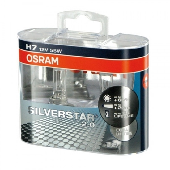 Picture of H7 SilverStar Duo