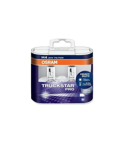 Picture of H4 TruckStar 24V Duo