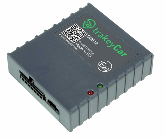 Picture of TrakeyCar DS 612 CANBUS με GPS TRACKER / Πλατφόρμα
